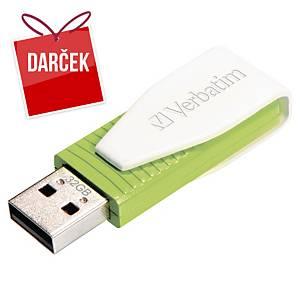 USB kľúč Verbatim Swivel 2.0, kapacita 32 GB