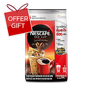 NESCAFE RED CUP COFFEE REFILL 600 GRAMS