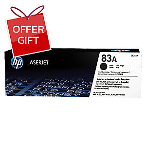 HP CF283A ORIGINAL LASER CARTRIDGE BLACK