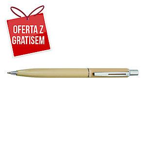 Automatyczny długopis ZENITH 12 Ivory, wkład niebieski