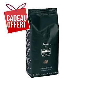 Café moulu Miko Diamant Noir - paquet de 1 kg