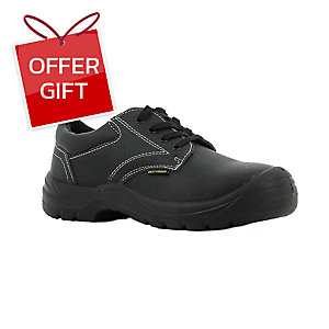 SAFETY JOGGER SAFETYRUN S1P SIZE 38 BLACK