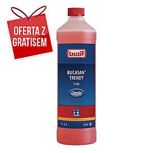 Płyn do mycia i pielęgnacji sanitariatów BUZIL T464 Bucasan® Trendy, 1 l