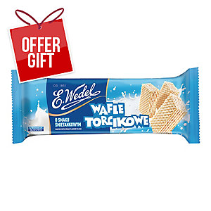 WEDEL MINI WAFLE CREAM WAFELS 160 G
