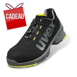 Chaussures de sécurité uvex 1 8544, ESD, S2/SRC, t. 42, paire
