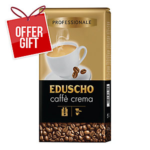 TCHIBO EDUSCHO CAFFE CREM COFF BEAN 1 KG