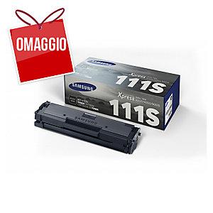 Toner laser Samsung SU810A MLT-D111S/ELS 1K nero