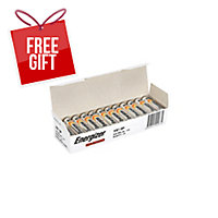 ENERGIZER ADVANCED AA BATTERY - PACK OF 24