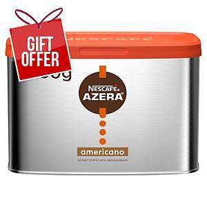 Nescafé Azera Americano Instant Coffee Tin 500G