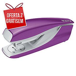 Zszywacz LEITZ 5502 WOW, fioletowy