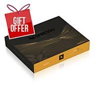 Nespresso Espresso Origin Brazil - Box Of 50 Coffee Capsules