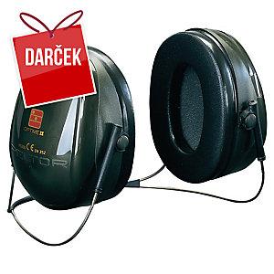 Mušľové chrániče sluchu 3M™ PELTOR OPTIME II s pásom okolo krku
