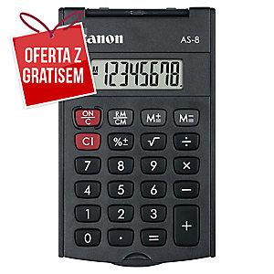 Kalkulator kieszonkowy Canon AS-8