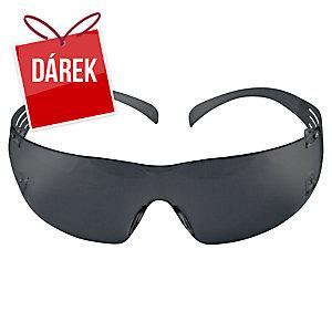 Ochranné brýle 3M™ SecureFit™ SF202AF, šedé