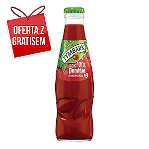 Sok pomidorowy TYMBARK, zgrzewka 15 butelek x 0,2 l