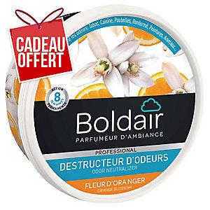 Désodorisant gel Boldair destructeur d odeurs - fleur d oranger - 300 g