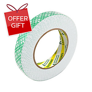 ARMSTRONG FOAM TAPE 21MM X 5M 1.5MM THICK
