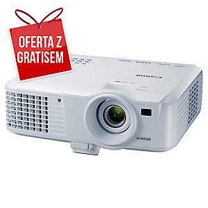 Projektor multimedialny Canon LV-WX320