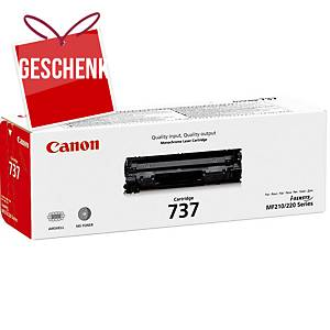 Canon CRG-737 (9435B002) Lasertoner, schwarz