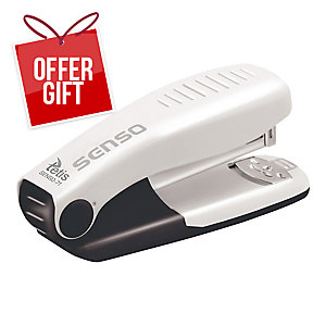 SENSO MINI STAPLER 25SHT BLACK
