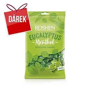 Roshen Mentolové bonbóny Eukalyptus 1 kg