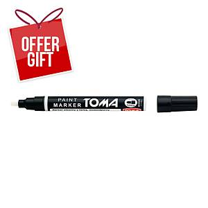 TOMA TO-440 PAINT MARKER BLACK