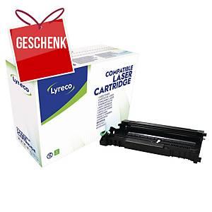 LYRECO kompatible Trommel BROTHER DR2100 für Laserdrucker schwarz