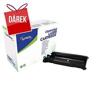 LYRECO kompatibilní válec BROTHER DR2100 do laserových tiskáren, černý