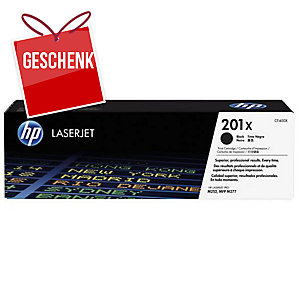 Toner HP CF400X, 2800 Seiten, schwarz