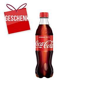 Coca-Cola in PET-Flasche 500 ml, 24 Stück