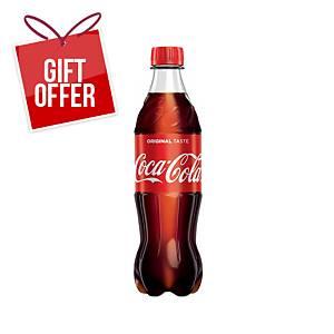 Coca-Cola PET bottle 500 ml, pack of 24