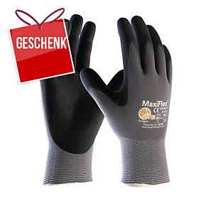 Schutzhandschuhe ATG MaxiFlex Ultimate 34-874, Typ EN388 4131, Gr. 6