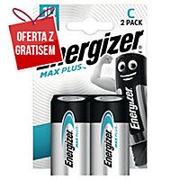 Baterie alkaliczne Energizer Advanced C, 2 szt.