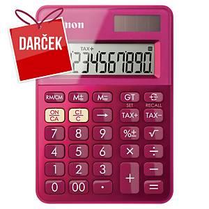 Vrecková kalkulačka Canon LS -100K ružová