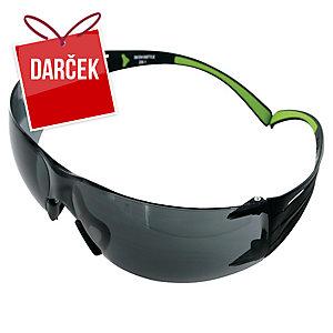 Ochranné okuliare 3M™ SecureFit SF402AF sivé