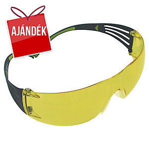 3M™ SecureFit SF403AF védőszemüveg, sárga