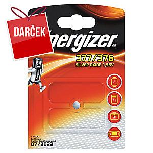 Batérie Energizer, typ 377/376, 1 ks v balení