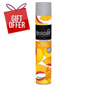 BOLDAIR PEACH AIR FRESH SPRAY 500 ML