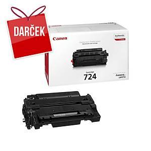 Canon laserový toner CRG-724 (3481B002), čierny