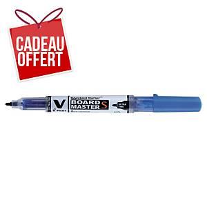 Marqueur tableau blanc V-Board Master Begreen - pointe ogive fine - bleu