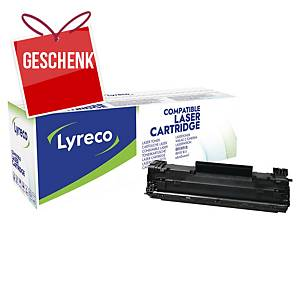 LYRECO kompatibler Lasertoner HP 83X (CF283X) schwarz