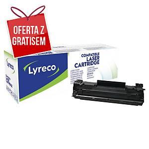 Toner LYRECO zamiennik HP 83X CF283X czarny