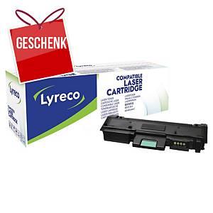 LYRECO kompatibler Lasertoner SAMSUNG (HP) MLT-D116L (SU828A) schwarz