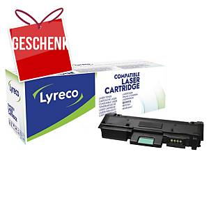 Lyreco kompatibler Lasertoner Samsung MLT-D116L (SU828A), schwarz