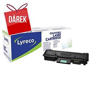 LYRECO kompatibilní laserový toner SAMSUNG (HP) MLT-D116L (SU828A), černý