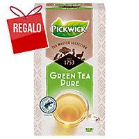 Caja de 25 bolsitas de infusión de té de verde