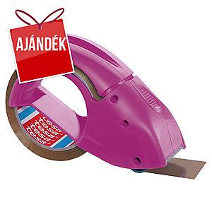 tesapack® 51113 Pack'n Go csomagzárógép, rózsaszín