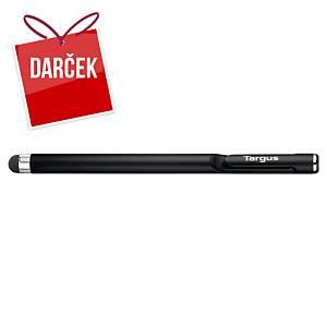 Dotykové pero Targus Stylus 2v1, čierne