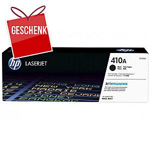 HP Toner für Color LaserJet, CF410A, schwarz, Kapazität: 2300 Seiten