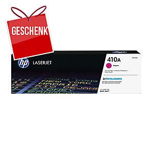 HP Toner für Color LaserJet, CF413A, magenta, Kapazität: 2300 Seiten